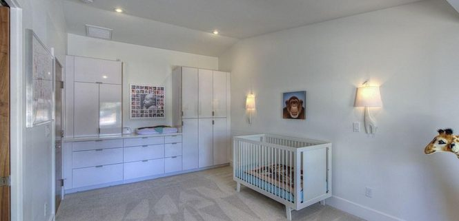 Exeter - Baby Room